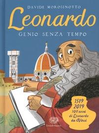 Davide Morosinotto - Leonardo - Genio senza tempo.
