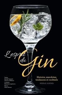 L'esprit du gin - Davide Terziotti |