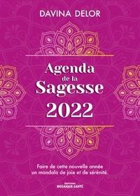 Davina Delor - Agenda de la sagesse - Faire de cette nouvelle année un mandala de joie et de sérénité.