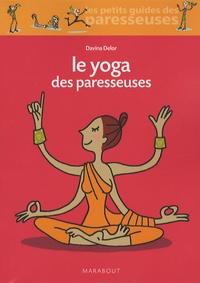 Alixetmika.fr Le yoga des paresseuses Image