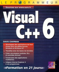 Davis Chapman - Visual C [plus-plus] 6.
