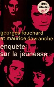 Davran et  Fouchard - L'enquête sur la jeunesse.