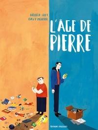 Davy Mourier et Héloïse Solt - L'Age de Pierre.