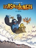 Davy Mourier - Les As de la jungle T02 - Ice Micmac.