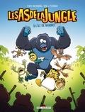 Davy Mourier et  Dav - Les as de la jungle - A l'île de Maurice.