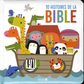 Dawn Machell - 10 histoires de la Bible.