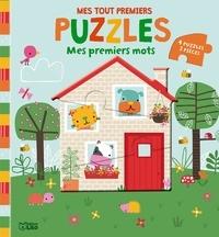 Dawn Machell - Mes premiers mots - 4 puzzles de 3 pièces.