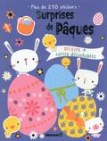 Dawn Machell - Surprises de Pâques - Avec stickers et cartes détachables.