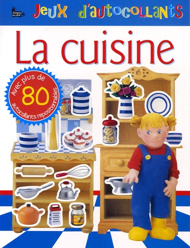 Dawn Sirett - La cuisine.