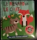 Dayna Lorentz - Le renard et le chat.