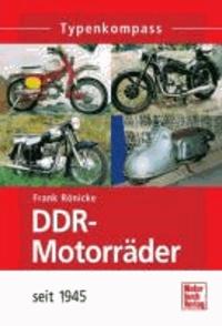 DDR-Motorräder seit 1945.