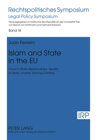 De a coruña Universidad - Islam and State in the EU - Church-State Relationships, Reality of Islam, Imams Training Centres.