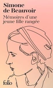 De beauvoir Simone - Editions spéciales  : Mémoires d'une jeune fille rangée - édition spéciale.