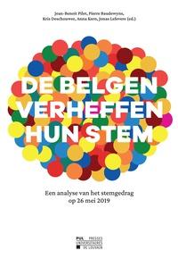 Jean-Benoit Pilet - De Belgen verheffen hun stem - Een analyse van het stemgedrag op 26 mei 2019.