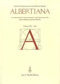 Francesco Furlan - Albertiana N° 14/2011 : .