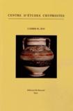 Antoine Hermary - Cahiers du Centre d'Etudes chypriotes N° 40, 2010 : Les antiquités chypriotes du musée de Laon.