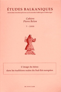 Etudes balkaniques Cahiers Pierre Belon N° 7/2000.pdf