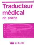 De Boeck - Traducteur médical de poche.