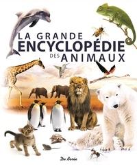 De Borée - La grande encyclopédie des animaux.