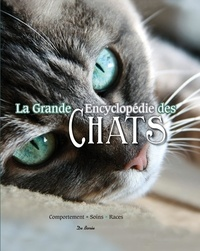 Alixetmika.fr La grande encyclopédie des chats Image