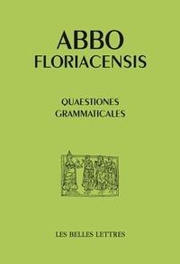 De fleury Abbon et A. Guerreau-jalabert - Questions grammaticales.