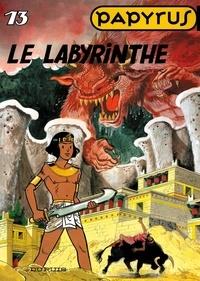 De Gieter - Papyrus Tome 13 : Le labyrinthe.