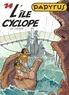 De Gieter - Papyrus Tome 14 : L'ile du cyclope.