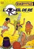 De Gieter - Papyrus Tome 18 : L'oeil de Rê.