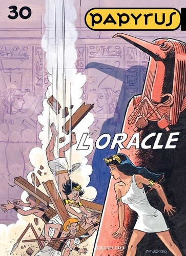 De Gieter - Papyrus Tome 30 : L'oracle.