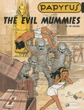 De Gieter - Papyrus Tome 4 : The evil mummies.