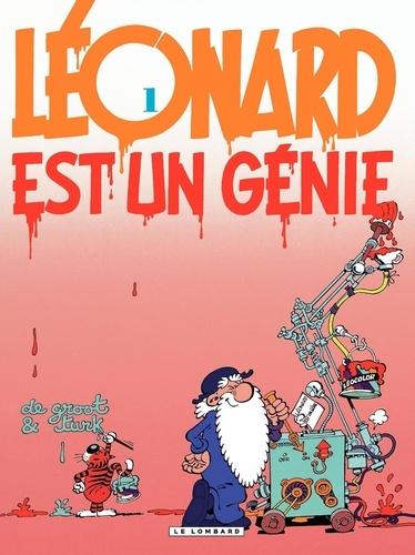 Léonard Tome 1 Léonard est un génie
