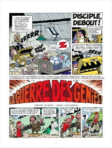 Léonard Tome 10 La guerre des génies