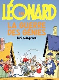 De Groot et  Turk - Léonard Tome 10 : La guerre des génies.