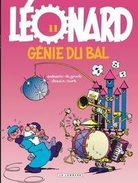 De Groot et  Turk - Léonard Tome 11 : Génie du bal.