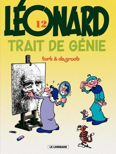 Léonard Tome 12 Trait de génie