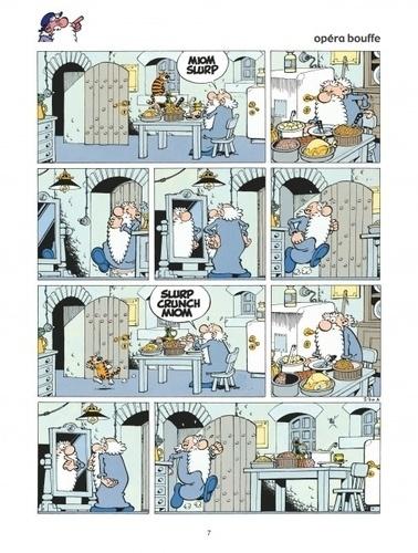 Léonard Tome 17 Ohé du génie !