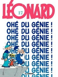 De Groot et  Turk - Léonard Tome 17 : Ohé du génie !.