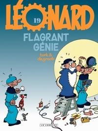 De Groot et  Turk - Léonard Tome 19 : Flagrant Génie.