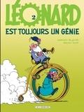De Groot et  Turk - Léonard Tome 2 : Léonard est toujours un génie.
