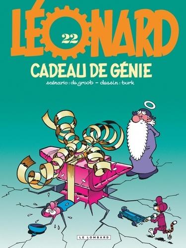 Léonard Tome 22 Cadeau de génie