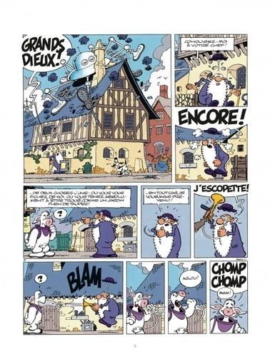 Léonard Tome 25 D'où viens-tu, génie ?