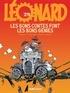 De Groot et  Turk - Léonard Tome 29 : Les bons contes font les bons génies.