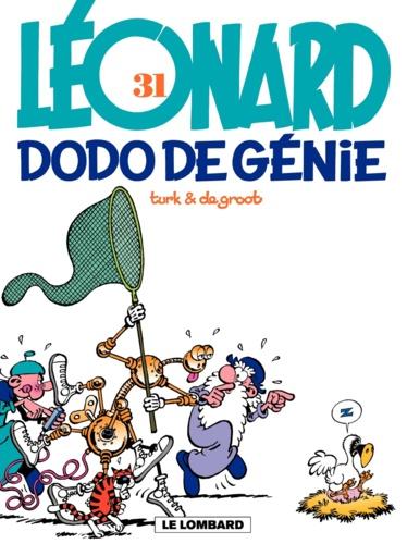Léonard Tome 31 Dodo de génie