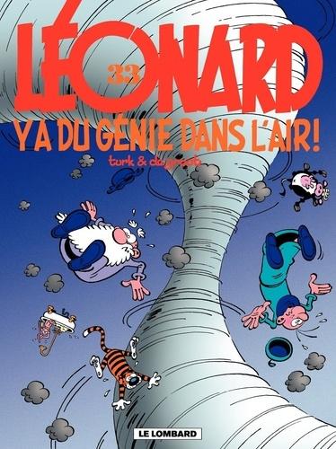 Léonard Tome 33 Y a du génie dans l'air !