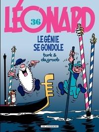 De Groot et  Turk - Léonard Tome 36 : Le génie se gondole.