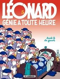 De Groot et  Turk - Léonard Tome 5 : Génie à toute heure.