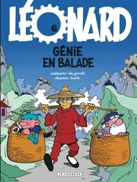 De Groot et  Turk - Léonard Tome 6 : Génie en balade.