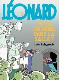 De Groot et  Turk - Léonard Tome 7 : Y a-t-il un génie dans la salle ?.