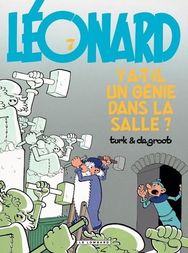 Léonard Tome 7 Y a-t-il un génie dans la salle ?