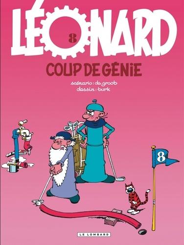 Léonard Tome 8 Coup de génie